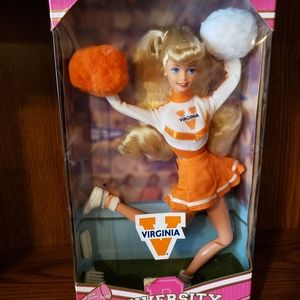 Collectible University Barbie
